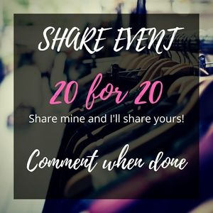 💕 Let's Be Share Buddies 💕